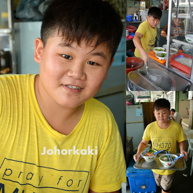 Taiping-Fish-Porridge-Stall-Johor-Bahru-Taman-Ungku-Tun Aminah-太平鱼粥