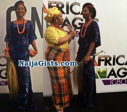 africa magic igbo launch in enugu