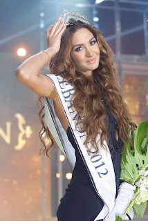 Rina Chibany was crowned Miss Lebanon 2012 at the Platea Complex in