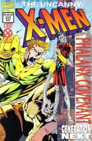Uncanny X-Men #313 pic