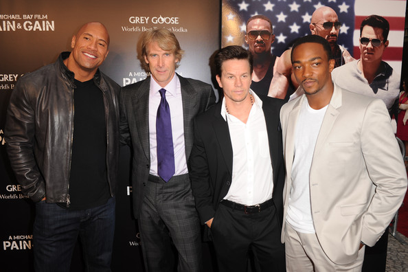 Take a Look At What Michael Bay Says About The Rock's Injury!