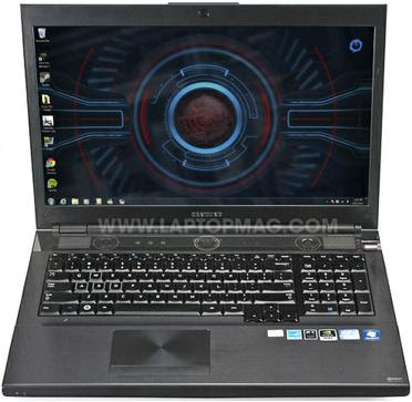 AMD Radeon HD 7970M on Samsung Series 7 Gamer NP700