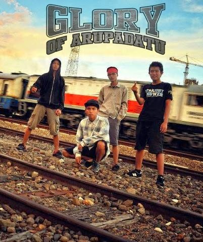 Glory Of Arupadatu Band Hardcore Karanganyar - Surakarta Foto Personil Logo Wallpaper