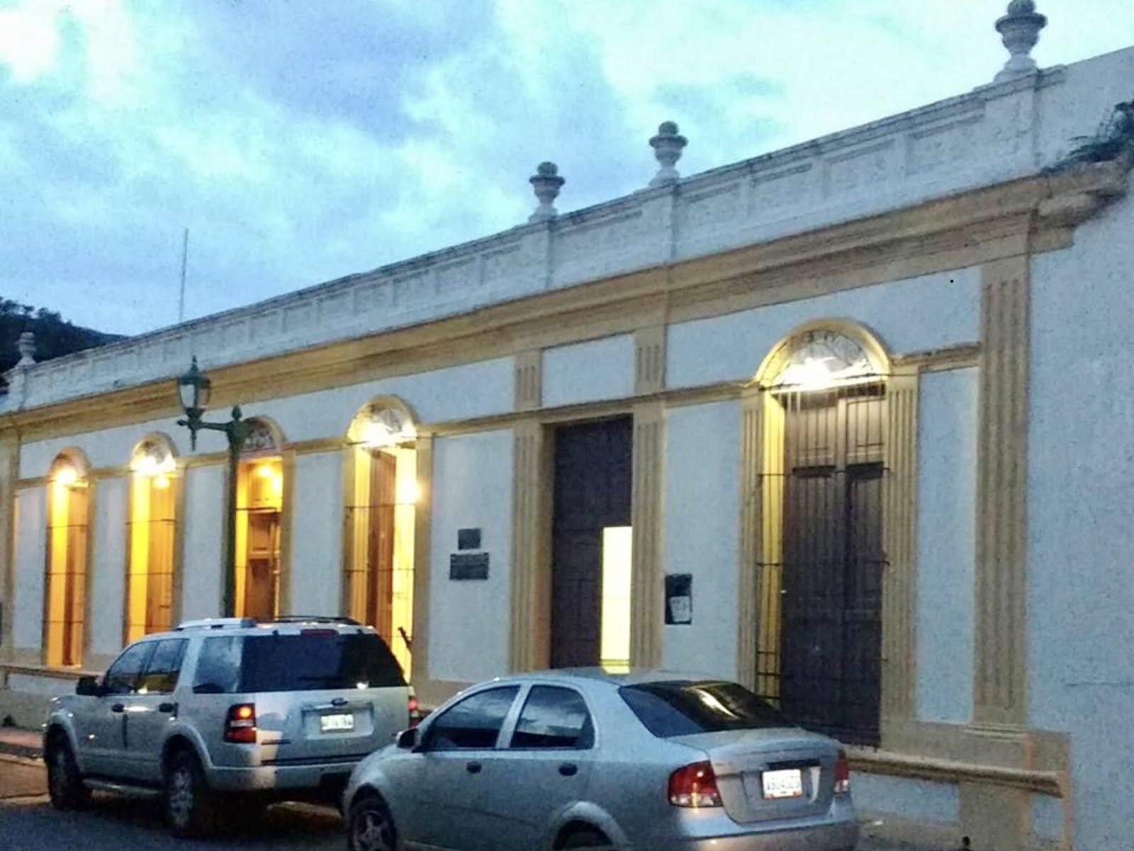 CLUB SUCRE EN RUBIO, TACHIRA, VENEZUELA
