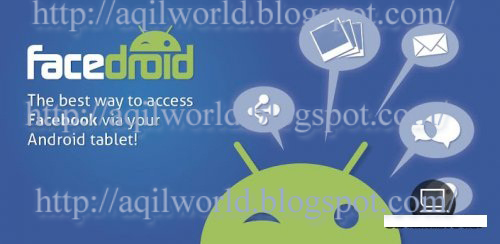 free download Facedroid Android Facebook v2.18