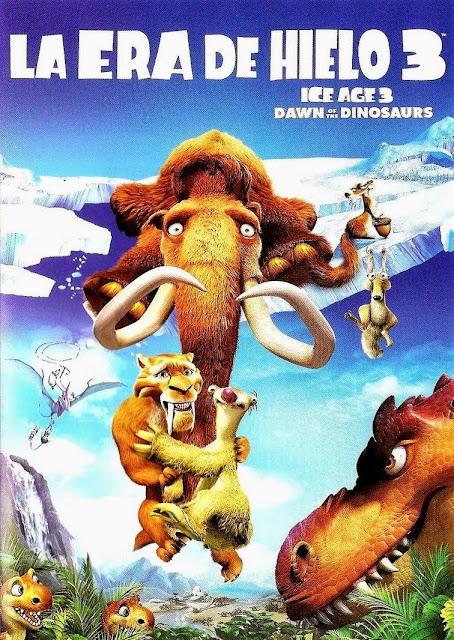 La Era Del Hielo 3 El origen de los dinosaurios [2009] [DVDRip] [Latino]