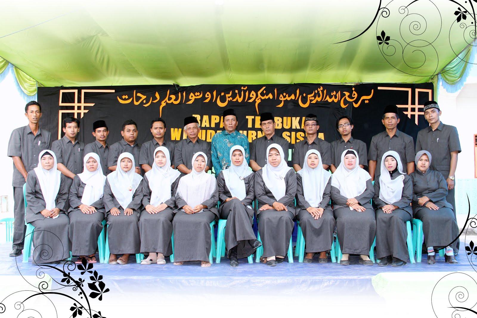 Dewan Guru Yayasan MI Thoriqotul Hidayah 1