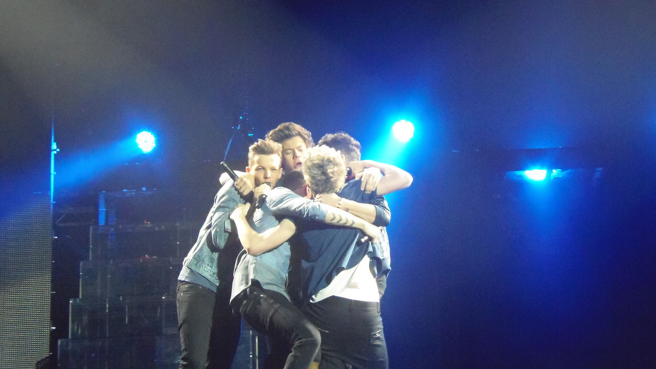 One Direction At The O2 Arena London Tmh Tour 542013