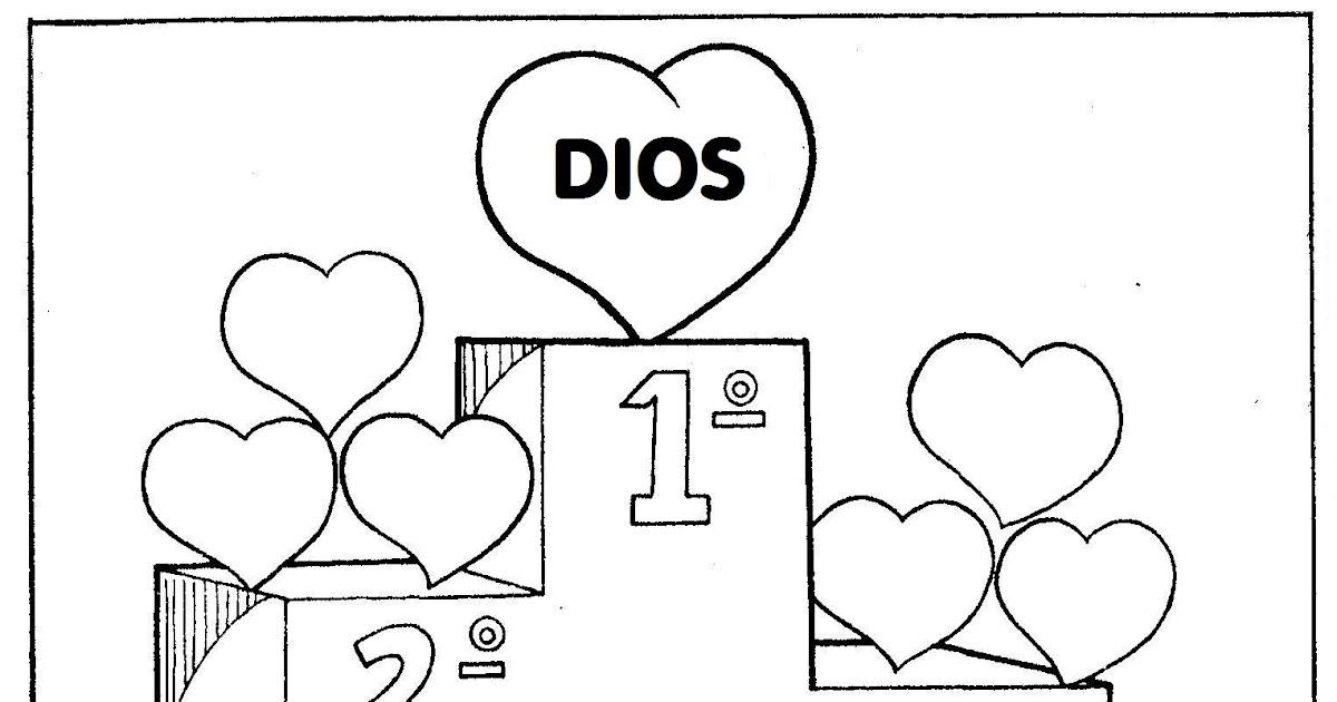 BUENAS NOTICIAS PARA LOS NIÑOS: Los 10 Mandamientos