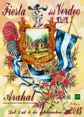 Arahal - Fiesta del Verdeo 2015 - José Antonio Galán Gutiérrez