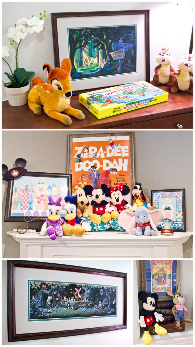 Disney Decor