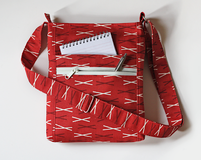 Free Shopping Bag Sewing Pattern - All Free Crafts
