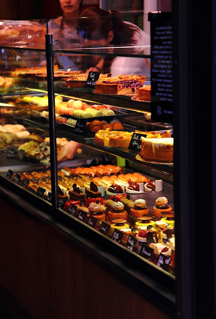 Boulangerie parigina