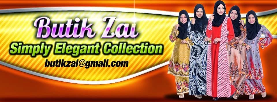 Koleksi baju kurung dan kain pasang (cotton). www.facebook.com/butikzai