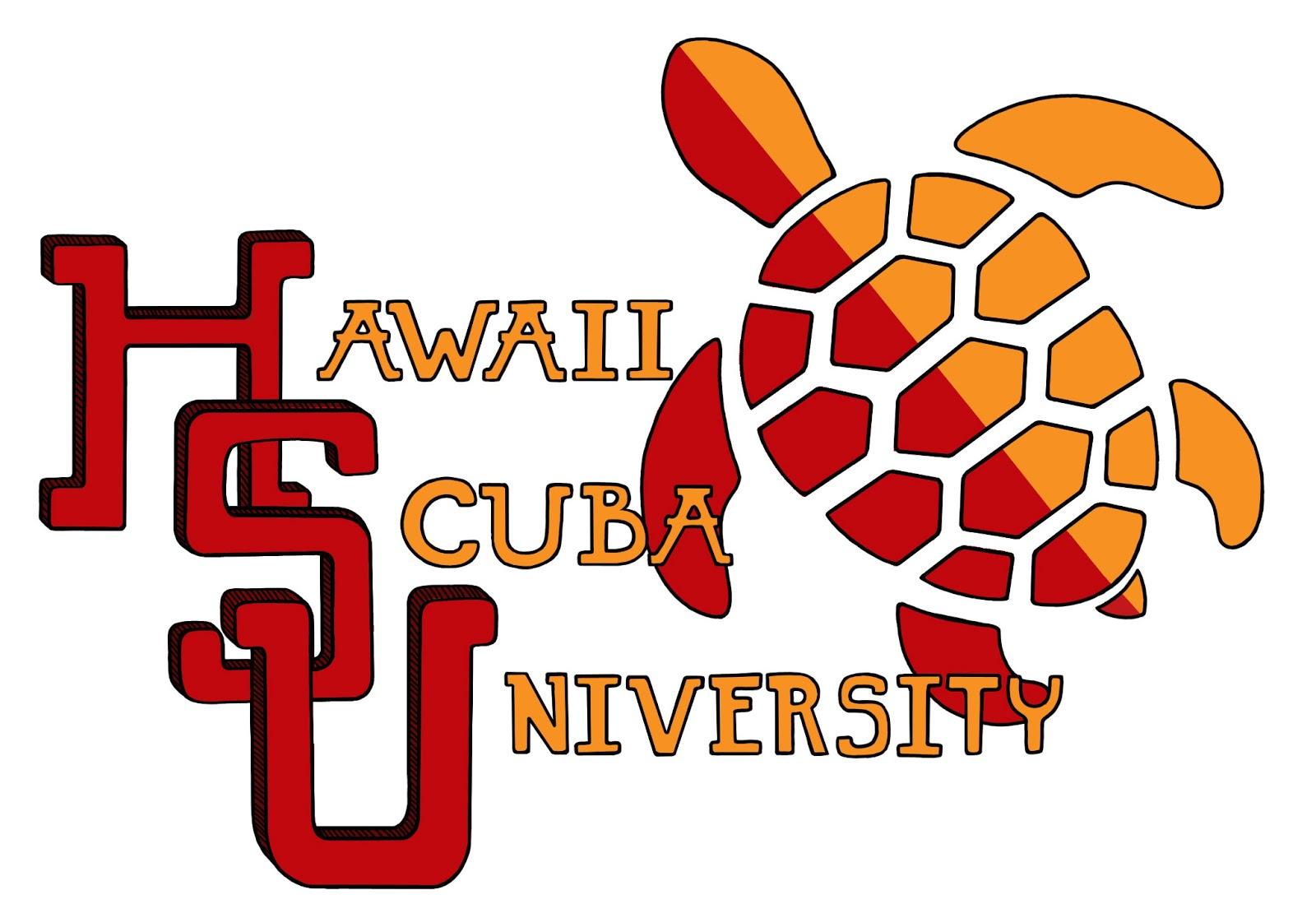 hawaii scuba university welcome the newest divemaster class oahu