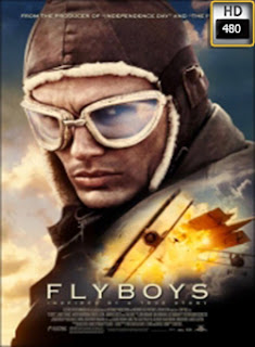 Flyboys: Heroes del Aire (2006)