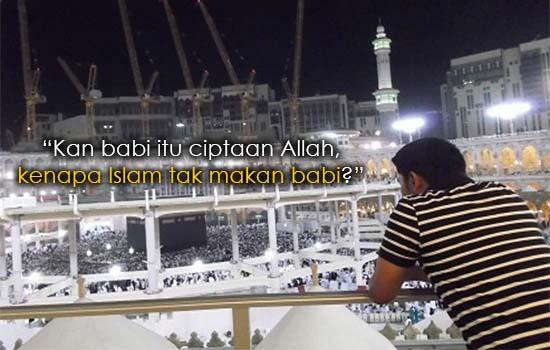 Inilah Jawapan Untuk Orang Kafir yang Persoalkan Kebenaran Islam