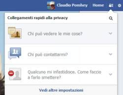 Facebook Privacy veloce