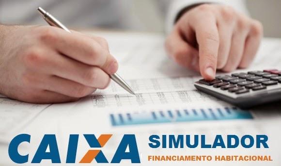 CAIXA - Simulador de Financiamento Habitacional