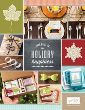 Stampin' Up! 2013-2014 Holiday Catalog
