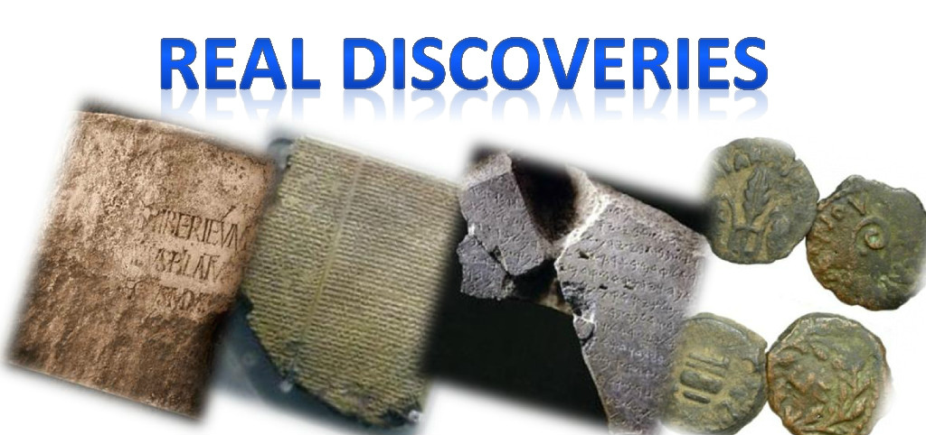 100's of Real Discoveries.