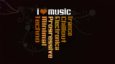 i love music - trance, chillout, electronica, progressive, minimal, tecno wallpapers