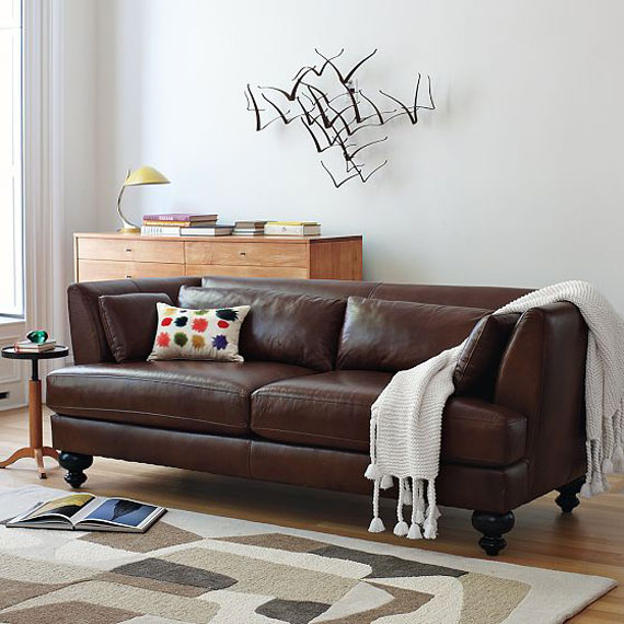 design for your living room modern real leather living room