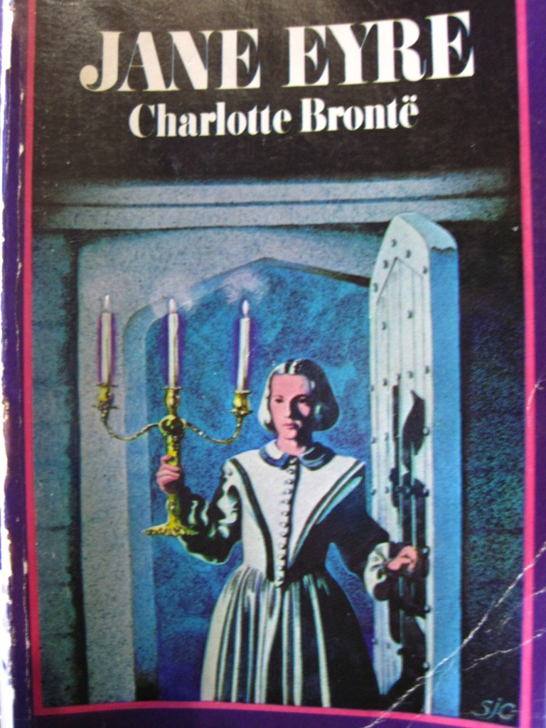 an analysis of charlotte brontes jane eyre