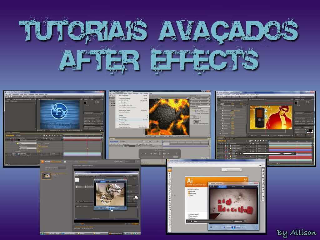 Video Aulas: After Effects
