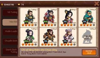 Tải Game Tam Quốc Chibi Online Cho Điện Thoại Android
