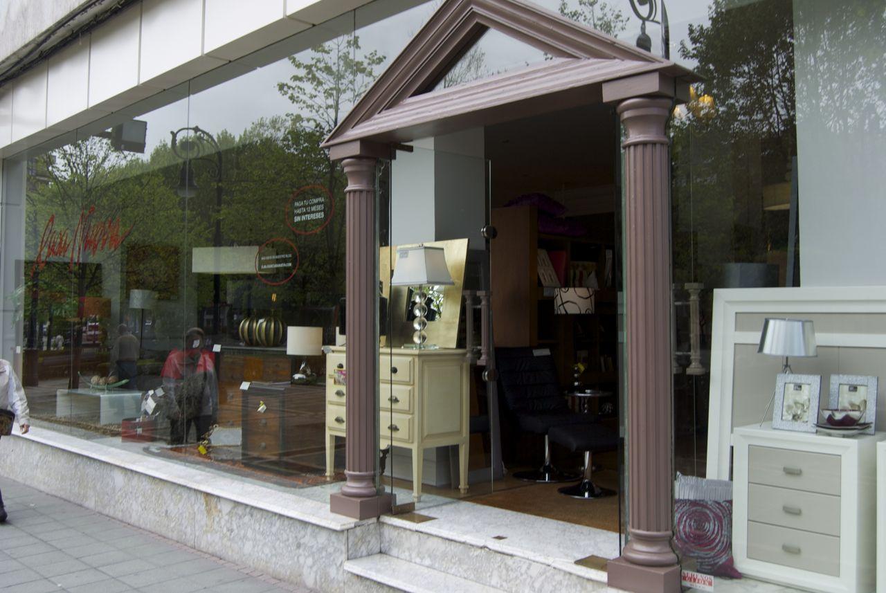 Tienda de muebles casa good caravan la tienda de madrid for Casa muebles madrid