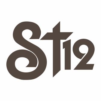 Logo ST12 Baru Vector CDR-Coreldraw