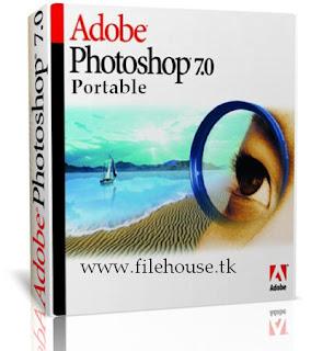 Adobe Phothoshop 7 Portable