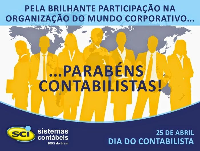 Parabéns Contabilistas do Brasil!