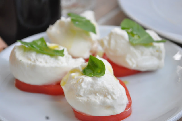 Assaggetti+London+Haymarket+review+burrata
