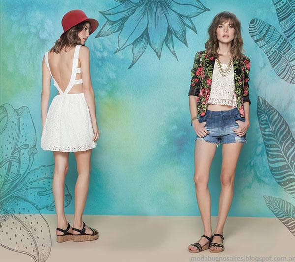 Moda Argentina primavera verano 2015. Rimmel primavera verano 2015.