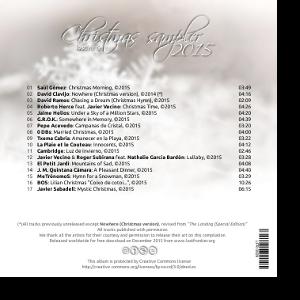 Christmas sampler 2015