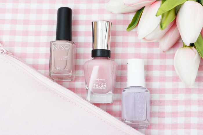 Spring and Easter: Favorite Nail Polishes