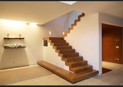 Standar ukuran tangga rumah