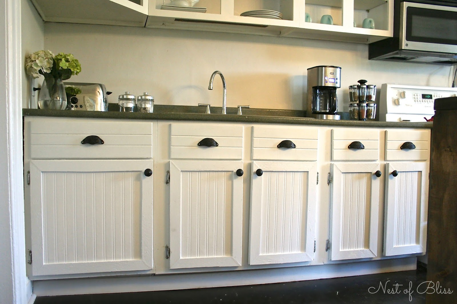Awesome Beadboard Cabinets Part - 3: Brandi Sawyer