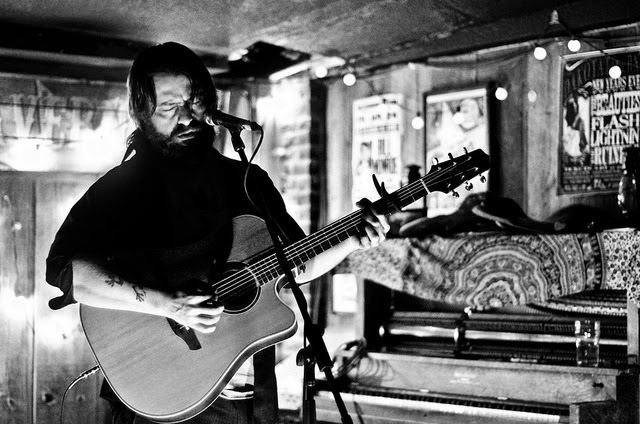 música, Sean Rowe