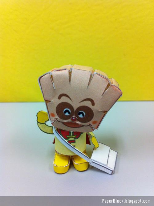 Creampanda Papercraft