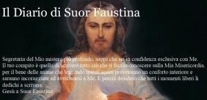 Il Diario di Suor Faustina