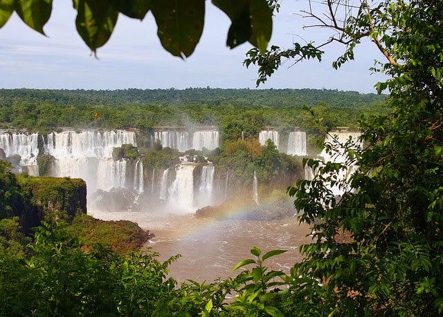 Las cataratas de Iguazú – Argentina / Brasil