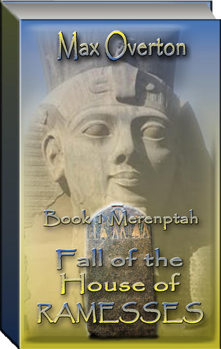 Fall of the House of Rameses Book 1