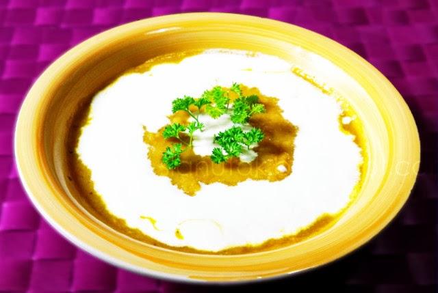 Krem juha od pečenog povrća (C) Enola Knezevic 2013