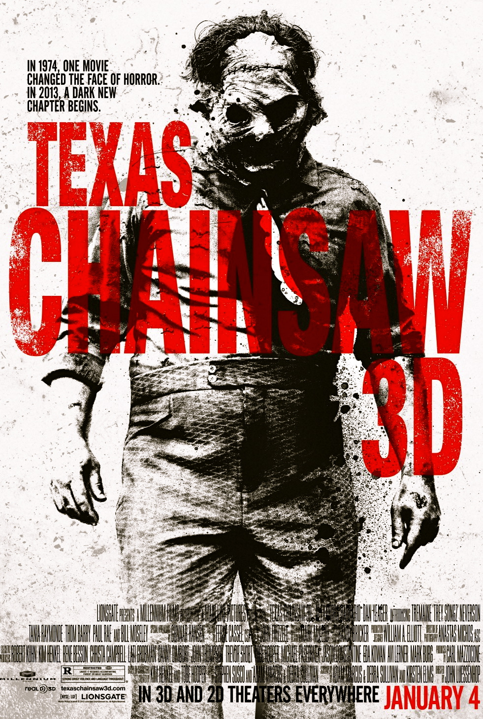 texas chainsaw 3d review Read the empire review of texas chainsaw find out everything you need to know about the film from the world's biggest movie destination this heads to texas with her boyfriend with the.