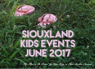 Upcoming Events for Kids in Siouxland!