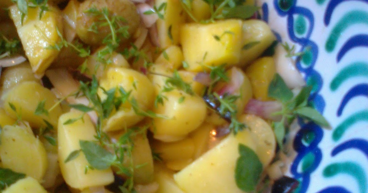 Madoghave Toscansk Kartoffelsalat