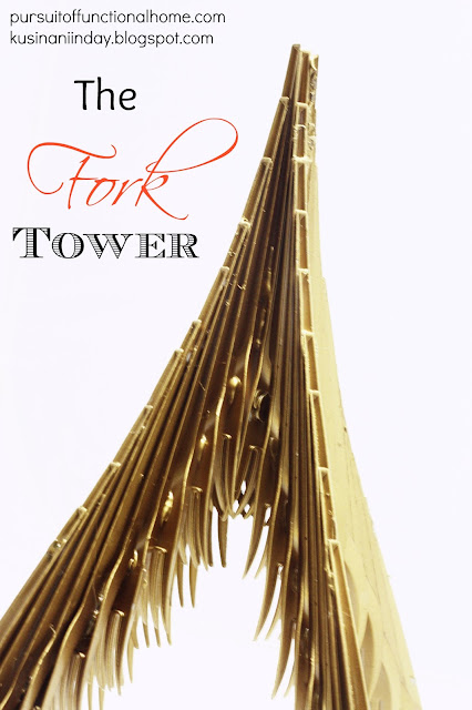 The Gold Fork Tower